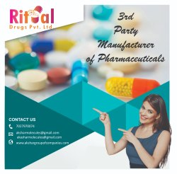 3rd Party Pharmaceuticals Manufacturing