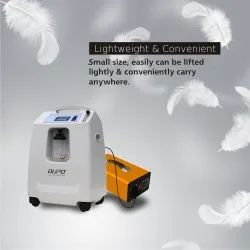 10L Oxygen Concentrator With Power Backup
