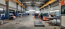 Manufacturing & Fabrication Unit