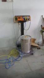 Spectrum Powder Coating Machine with Gun
