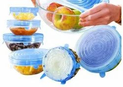 Silicone Lids Cover Container