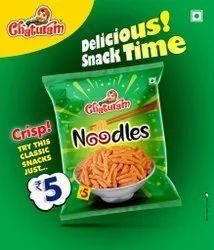 Chaturam Noodles Fryums