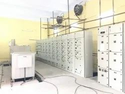 Substation Electrical Panel Commissioning Service, For Industrial
