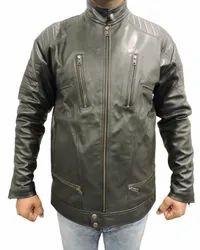Classic Men's Leather Jacket