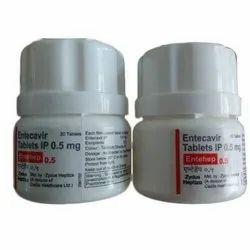 Entecavir Tablet Ip 0.5 Mg Entehep 0.5  Zydus