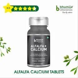 Alfalfa Calcium Tablet 60's