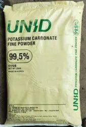 Pottasium Carbonate Powder