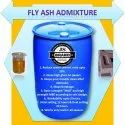 Fly Ash Admixture