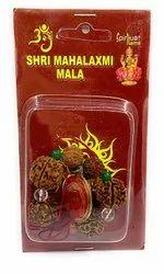 Shri Mahalaxmi Mala / Rudraksh Beads