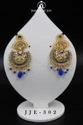 JJ Women Ladies Fancy Earring