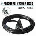 Quick Connector High Pressure Washer Hose