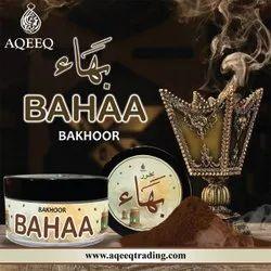 Bakhoor Powder Bahaa - Aqeeq Premium Bukhoor 25gms, For Aromatic