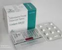 100mg Cefpodoxime Proxetil Dispersible Tablets