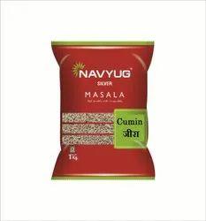 Navyug Silver Cumin Seed, 1 kg, Packaging Type: PP Bag