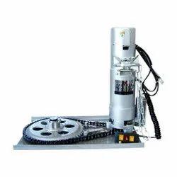 Automatic Rolling Shutter Gate Motor