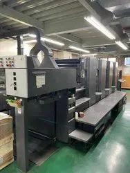 Heidelberg SM-1024P3 Four Color Offset Printing Machine, Sheet Fed