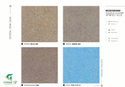 Greenzone Brown Double Charged Vitrified Floor Tiles, Size: 60 * 60 In Cm, Thickness: 5-10 Mm