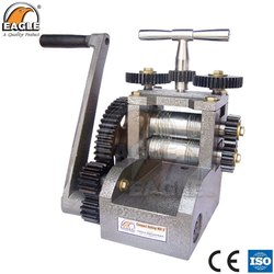Eagle Goldsmith Compact Rolling Mill for Jewellery Making