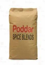 Poddar Spices Blends Paper Laminated Woven Bag
