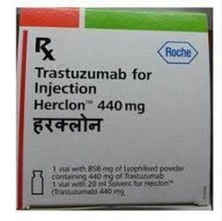 Herclon Injection(Trastuzumab (440mg)