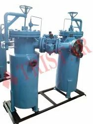 Jacketed Duplex Strainers