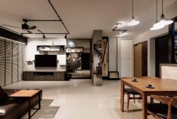 Industrial Interior Designing Service