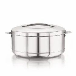 Rio Thermal Steel Casserole 5000 Ml With Insulated Lid