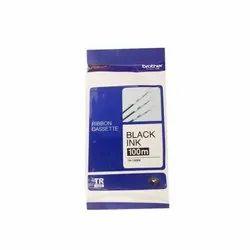 TR-100BK BROTHER BLACK INK RIBBON