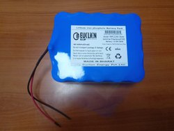 12.8 V And 30 Ah LFP Battery Pack