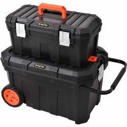 Plastic Rolling Tools Box