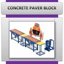 Concrete Paver Block