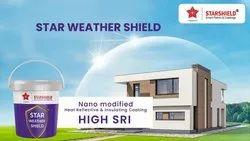 StarShield Dulux Weathershield Decorative Paint, 9.1 ltr, 18.2 Ltr, Bucket