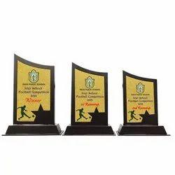 A1-WT-352 Wooden Trophy/Award