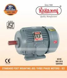 10 HP Three Phase AC IE2 Induction Motor