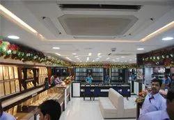 Retail Showroom Interior Design Service