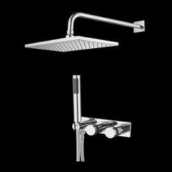 Complete Shower-Area Set (Zero Series).