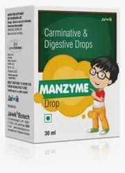 Carminative and Digestive Drops
