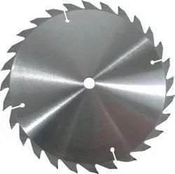Stainless Steel Wooden Cutting Blade, Size: 4 Inches