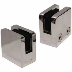 Stainless Steel Square Glass Clamp