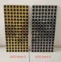 Black And Gold Tile