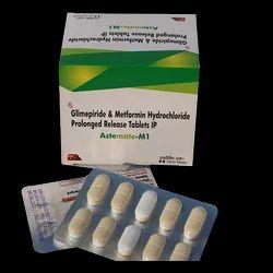 Glimepride And Metformin Hcl (ER) Tablets
