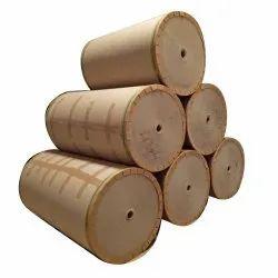 80 GSM Brown Kraft Paper Roll