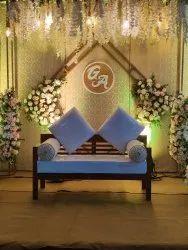 1 Wedding Stage Decor, Kerala