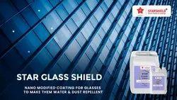 StarShield Polyurethane Transparent Glass Coating- Star Glass Shield, Coverage: 430-450 Sq.ft Per Liter
