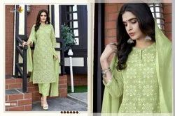 Heavy Lucknowi Kurti With Pant