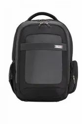 Polyester Black VIP Bags Backpacks, Number Of Compartments: 3 Compartments, Bag Capacity: 20L