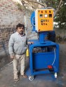 Tarpaulin Sealing machine Pneumatic operate.