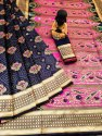 Banarasi Silk Paithani Saree
