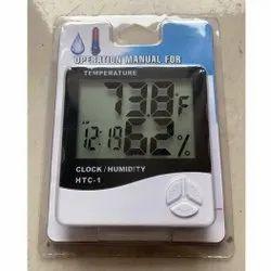 HTC 1 Temperature Clock