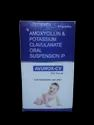 AVUNOX-CV Amoxycillin 200 mg+Clavulanic Acid 28.5 mg  WITH WATER